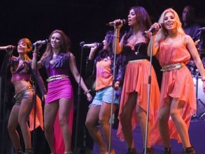 The Saturdays | Edinburgh August 2011 | Pictures | Photos | New
