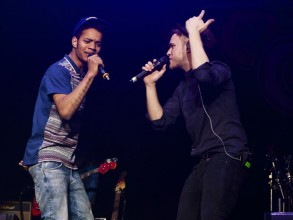 Rizzle Kicks and Olly Murs | Girlguilding UK Gig | Pictures | Photos | New | Celebrity News