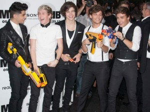One Direction | Men In Black 3 New York Premiere | Pictures | Photos | New | Celebrity News