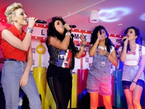 Little Mix | M&M World performance | Pictures | Photos | New | Celebrity News