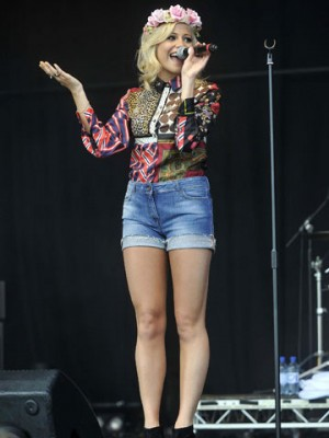 Pixie Lott | Cornbury Music Festival 2012 | Pictures | Photos | New