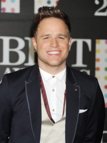 Olly Murs at Brits 2013